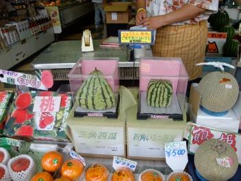 Corner shop Japan 2007