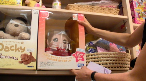 Japan: Toys for Adults